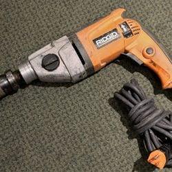 Ridgid R5010 Hammer Drill