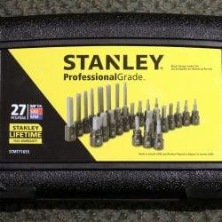Stanley 27PC. Hex Socket Set (STMT71655)